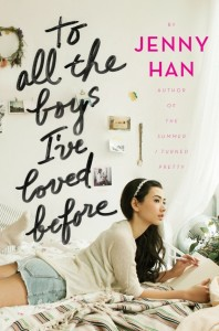 To All the Boys I've Loved Before, Jenny Han, Simon & Schuster, 2014