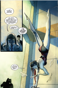Suicide Squad #17 Tim Seeley (writer), Juan E. Ferreyra (artist) DC Comics February 2016