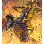 X #20, Freddie E Williams II & Jeremy Colwell, Dark Horse