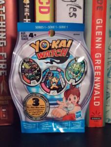Yo-Kai Watch.