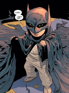Batman & Robin #0 by Peter J Tomasi, Patrick Gleason, Mick Gray, John Kalisz, and Carlos M. Mangual