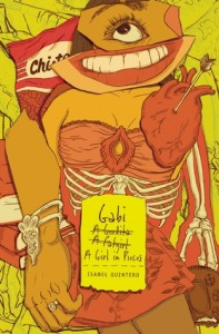 Gabi, Girl in Pieces, Isabel Quintero, Cinco Puntos Press, 2014