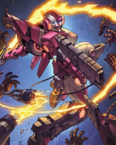 ARcee, Robots in Disguise #11, IDW