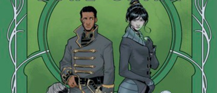 Science in a Gothic Fairy Tale: Porcelain by Benjamin Read & Chris Wildgoose