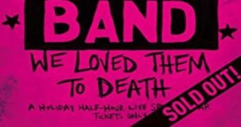 Kill the Boy Band, Goldy Moldavsky, Macmillan, 2016