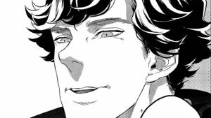 Sherlock manga, Jay, Titan Comics