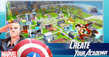 MARVEL Avengers Academy TinyCo, Inc. Mobile Platforms March 2016