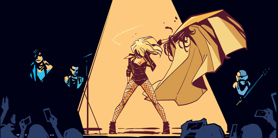Fish Out Of Water: Black Canary's EP1 Review