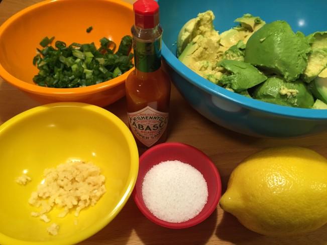 CYC guacamole ingredients