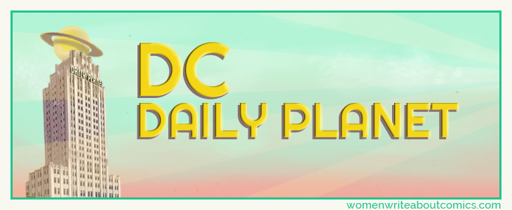DC Daily Planet: Young Animal! Challenges! ECCC!