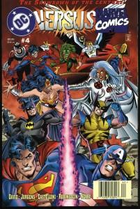 DC versus Marvel #4 (1996)