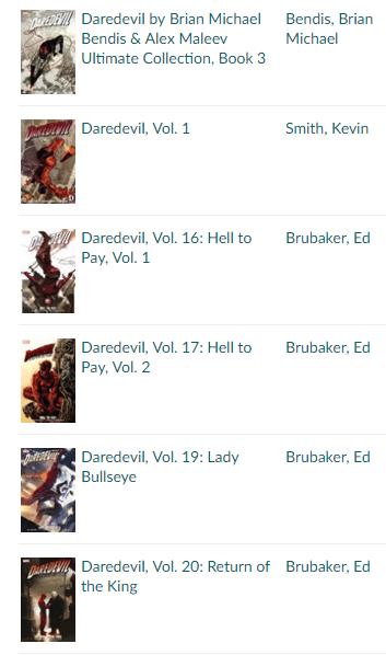 Daredevil Giveaway 1