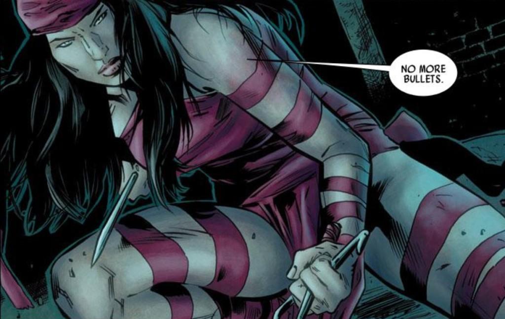 Dark Reign - Elektra #3, Marvel Comics, Clay Mann