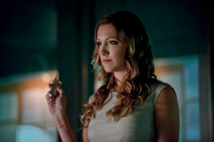 Katie Cassidy as Laurel Lance, Arrow, for the CW developed by Greg Berlanti, Marc Guggenheim and Andrew Kreisberg,