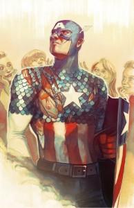 Captain America: Steve Rogers #3 by Stephanie Hans