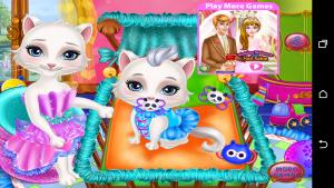Cat Gives Birth RoyalGames