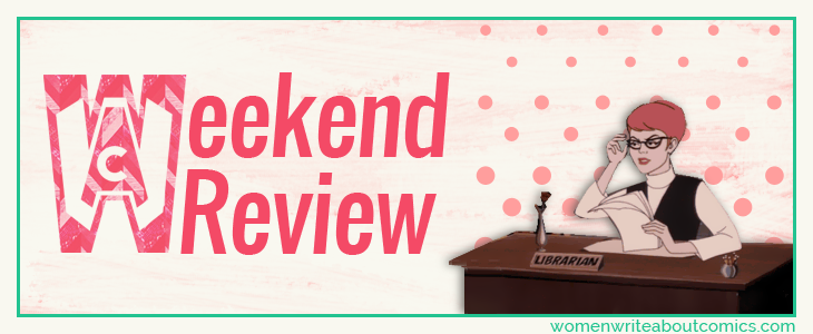 WWAC Weekend Review: Sex Toys, K-Drama, Sad Puppies, and Daredevil