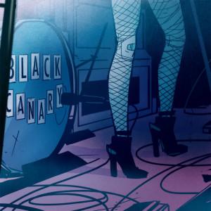 Black Canary EP 1 - DC Comics / Bandcamp