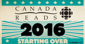 Canada Reads. 2016. CBC Books.