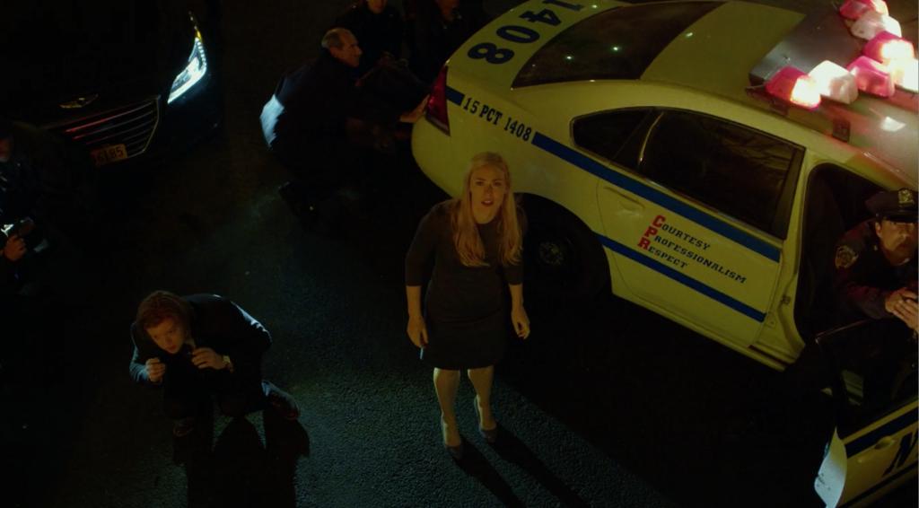 Foggy and Karen in Daredevil season two