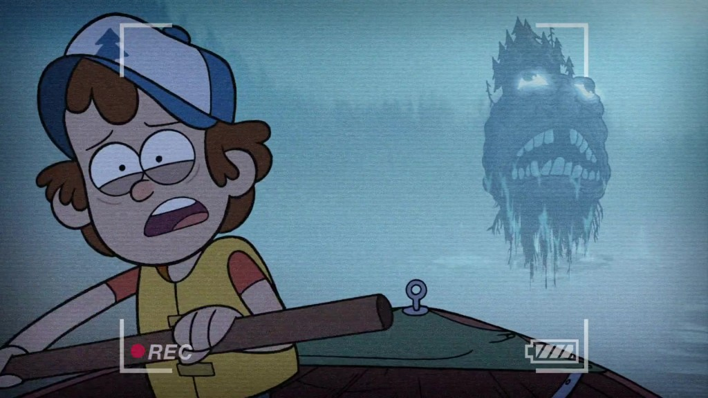 Gravity Falls: too dark for kids?