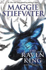 Raven King, Maggie Stiefvater, Scholastic, 2015