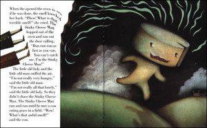 The Stinky Cheese Man by Jon Scieszka and Lane Smith