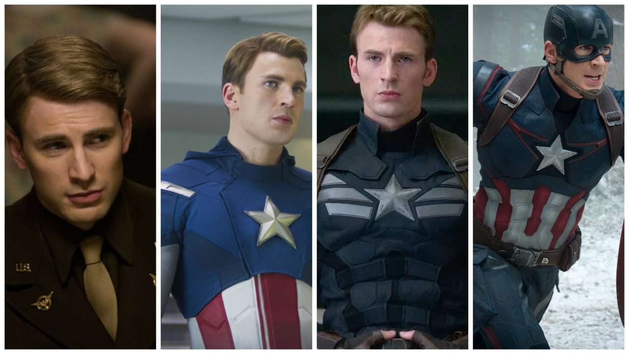#4DaysOfCap: A Captain America Movie Live Chat, May 1-4