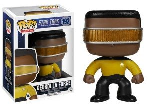 Geordi Laforge Funko, Star Trek: The Next Generation