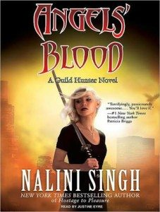 Angel's Blood (Guild Hunter #1) Nalini Singh Berkley Sensation January 1, 2009