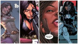 Tom Taylor, artists David Lopez and David Navarrot, along with colourist Nathan Fairbairn, Marvel Comics' All New Wolverine
