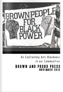 Image courtesy Brown and Proud Press.