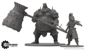 Dark Souls—The Board Game, Steamforged Games, 2017