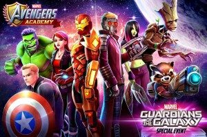 Guardian of the Galaxy Avengers Academy