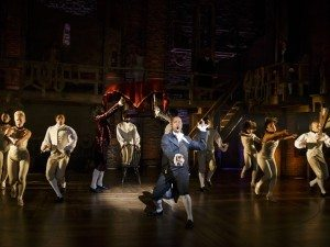 Hamilton - Leslie Odom Jr. (Joan Marcus, Broadway.com)