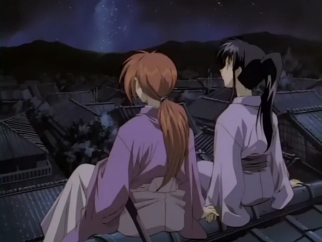 Rurouni Kenshin vs Inuyasha: How to Do a Love Triangle Right