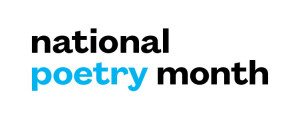 National Poetry Month Logo, 2016