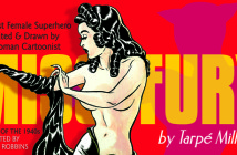 Crop of cover for Tarpe Mills & Miss Fury, The Best of the 1940s, edited by Trina Robbins