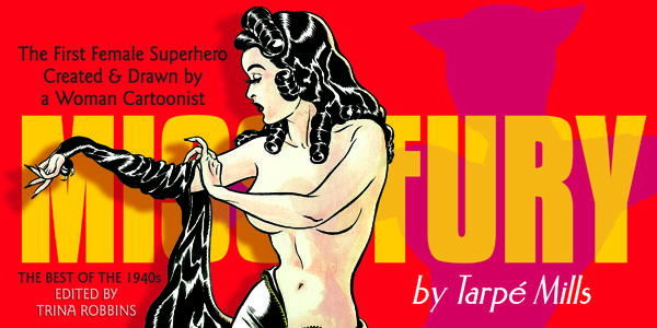 Review: Miss Fury #3