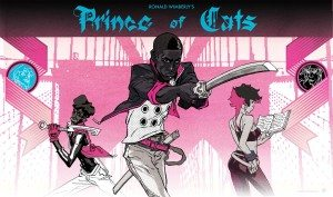 Prince of Cats Promotional Image; Ronald Wimberly; Image (2016)