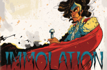 IMMOLATION, Zachary Clemente, Arielle Soutar & Ricardo Lopez Ortiz