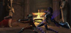 DC Universe Online Harley Quinn Huntress