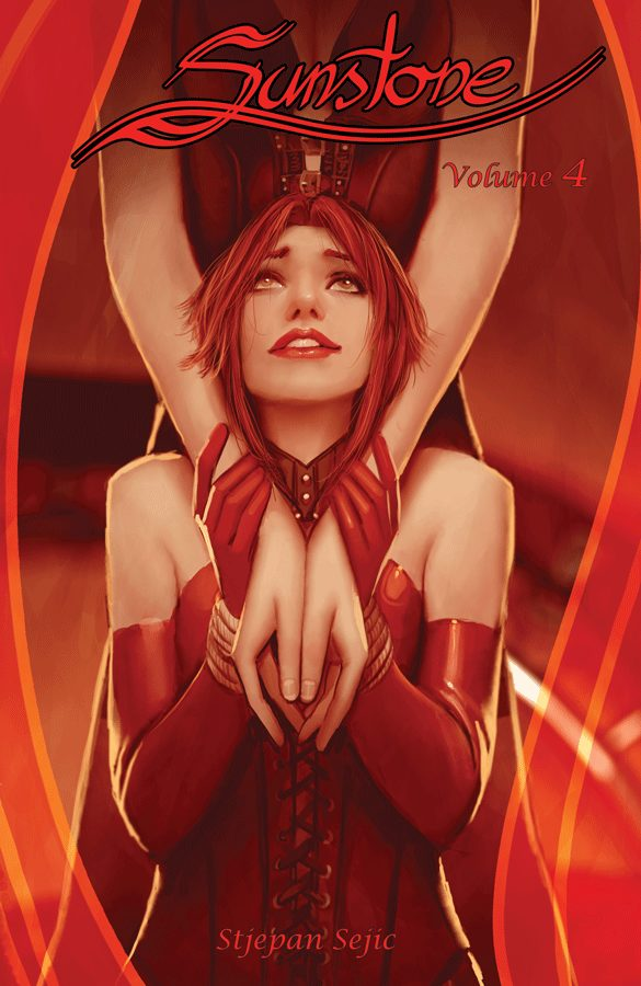 Sunstone volume 4 by Stjepan Šejić, Top Cow 2016
