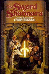 The Sword of Shannara by Terry Brooks (Random House 1977)