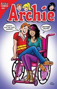 Harper, Archie Comics