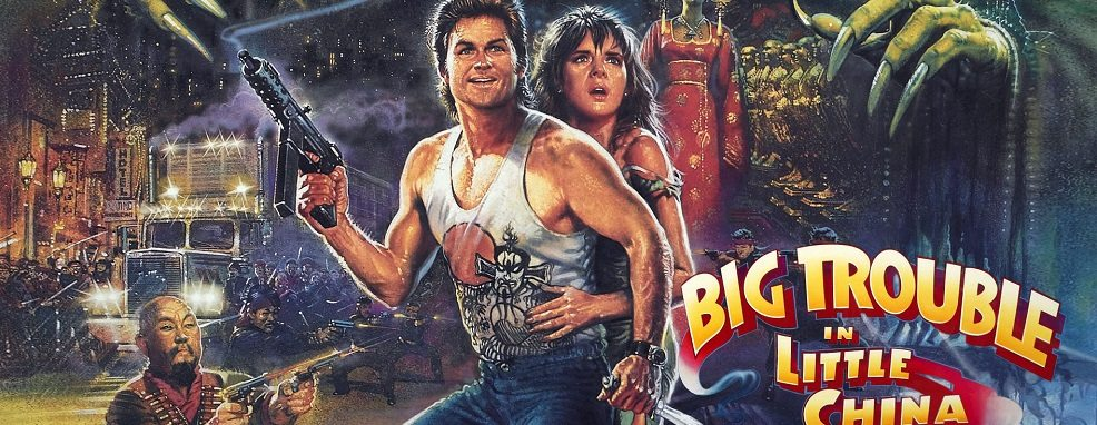 Orientalism in Big Trouble in Little China
