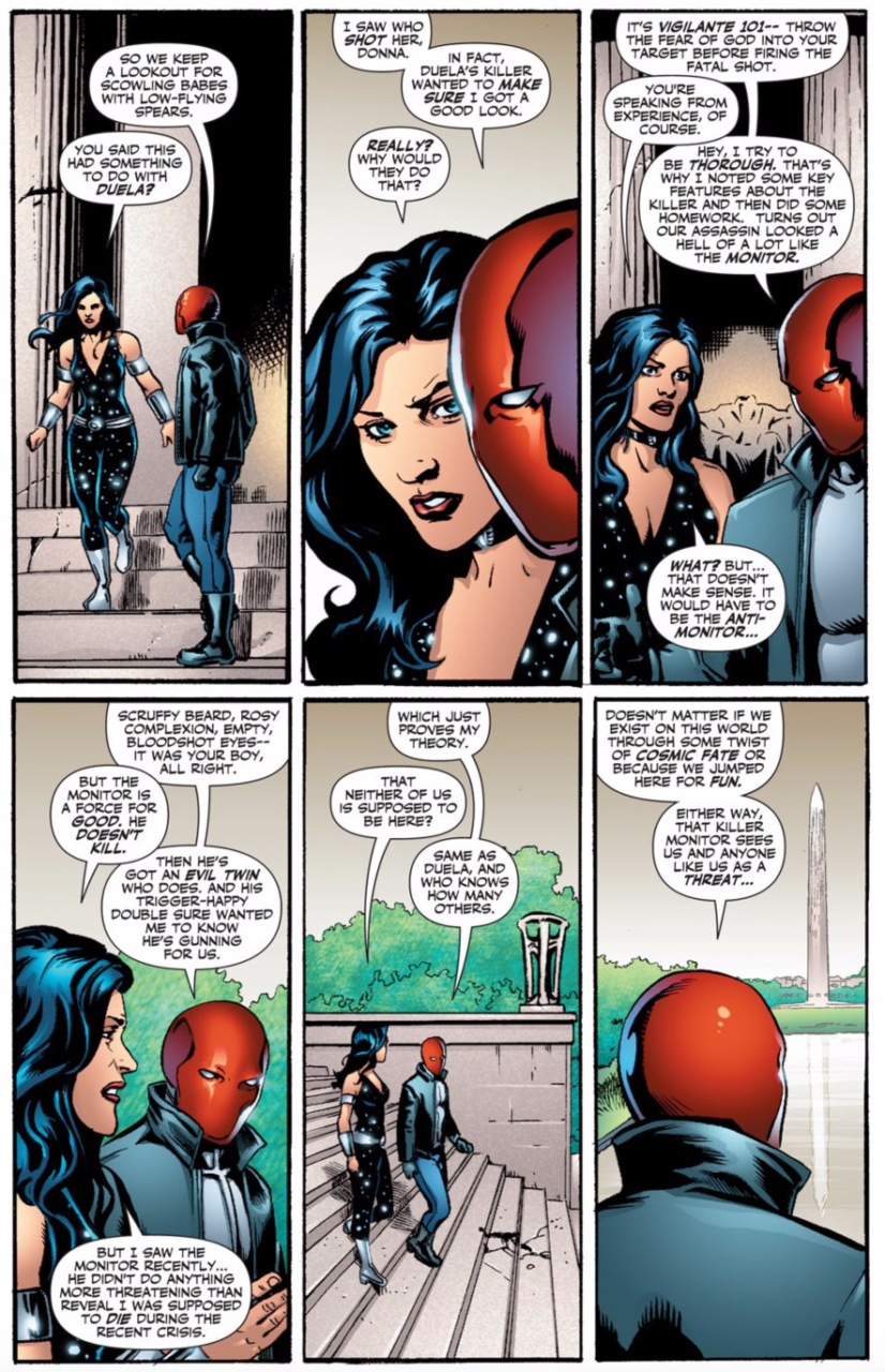 Living Dead Boy: Jason Todd vs  The Culture That Killed (And