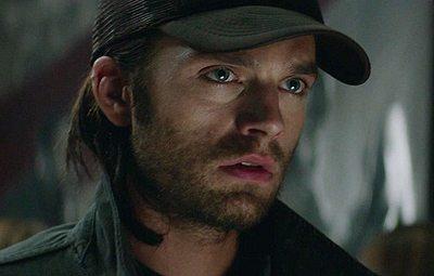 Bucky Barnes/Sebastian Stan in Captain America: Civil War