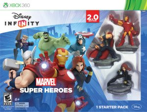 Disney Infinity 2.0 starter pack / Disney Infinity, Avalanche Softwares/Heavy Iron Studios/Altron, Disney Interactive, 2013