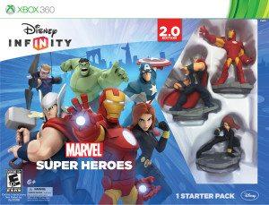 Disney Infinity 2.0 starter pack